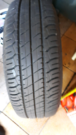 Dunlop Tyre & Wheel