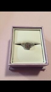 Unique Engagement Ring - Must Sell