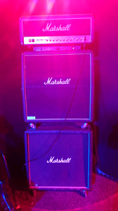 Marshall JCM 2000 DSL 50 WATT FULL STACK