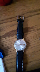 #4 Longines 5 star admiral automatic watch