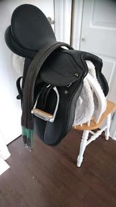 English Saddle Package