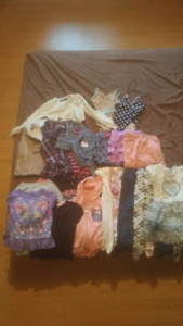 3T & 4T Girls clothes