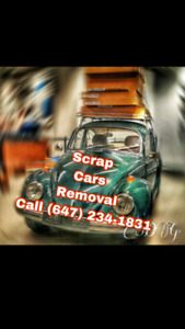 SCRAP YOUR CAR FOR THE HIGHEST PRICE CASH  6472341831