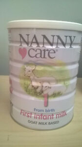 Nanny Care Goat Milk Infant Formula