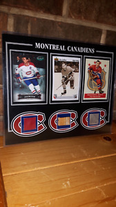 Montreal Canadiens Triple threats hockey picture