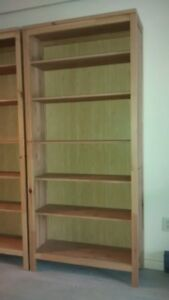 *** Solid Wood Bookcases ***