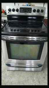 Four stainless kenmore