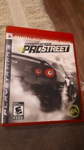 Need for speed pro street greatest hits