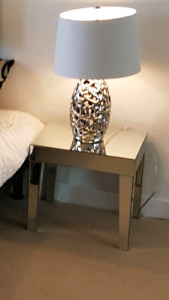 Mirror side table (only)