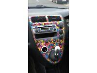 Honda Civic type R dash/gear surround ep3
