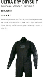 Drysuite BARE new