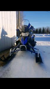 2010 MTX Phazer 3100km