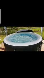 Lazy-z spa Miami hot tub