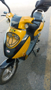 Kashian electric scooter