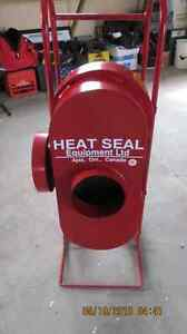 Heat Seal Air Duct Cleaning Machine
