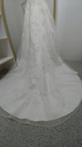 BRAND NEW Contamporary  WEDDING DRESSES