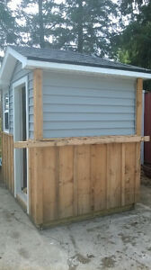 BRAND NEW GARDEN SHED London Ontario image 5