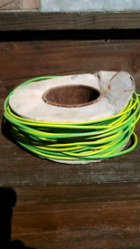 Electric earth cable