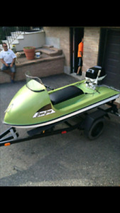 Sea doo 1975(aqualoop)