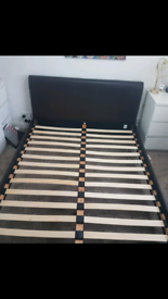 King size DFS bed frame
