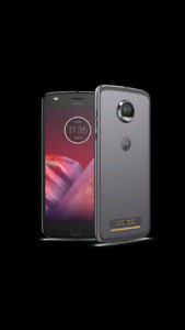 Moto Z2 Play with Projector Freedom Mobile