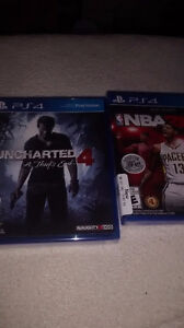Looking to trade uncharted 4 for Disgaea 5