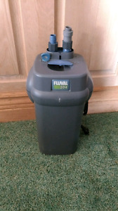 Fluval 204 canister - best offer