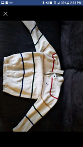 Boys nautica sweater