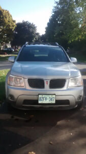 Certified etested 2006 Pontiac Torrent