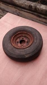 trailer tire 4.80-8 Kitchener / Waterloo Kitchener Area image 1