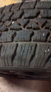 winter tires 195/60 R 15, set of 4