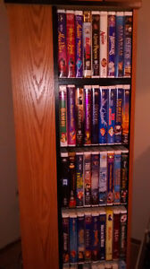 Various Disney and other Childrens VHS