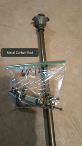 ***SOLD***  Curtain Rod