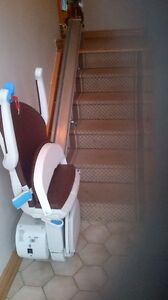 Handicare Simplicity 950 Stair Lift (5 Stairs)