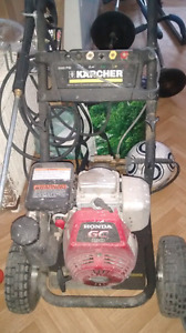 Karcher 3000psi pressure washer