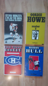 Four PB Hockey Books, one price for all - $12