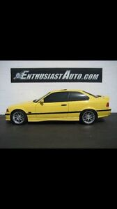 BMW M3 Dakar Yellow Dinan S3