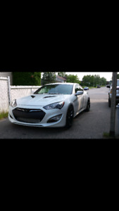 Genesis coupe 2.0t 2013