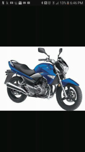 2015 Suzuki GW 250 sale or trade