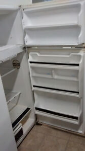 2 Fridges and 1 Deep freezer for sale! London Ontario image 1