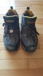 Stanley work boots size 8