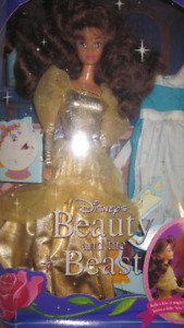1991 Belle Doll-Disney's Beauty & the Beast