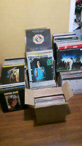over 1000 lps, records, albums