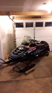 Trade for late 90s or newer 125 2 stroke or $1800