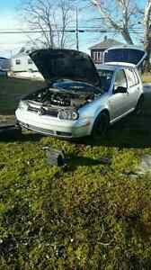 *engine siezed* 2002 golf tdi