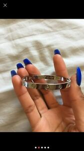 CARTIER bracelet & ring to sell NEGO