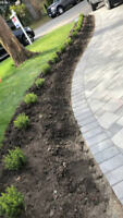 LANDSCAPING SERVICES - CHEAP RATES - CHECK OUT OUR WORK!