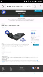 Seat Concepts Low - BMW 650/700/800