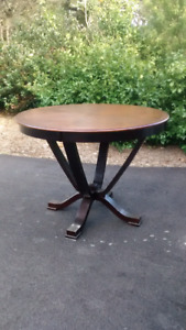 $100 Pub style table some scrapes but otherwise super condition