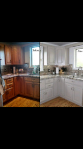 PROFESSIONAL CABINET/HOUSE PAINTING SERVICES